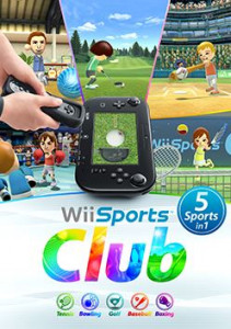 Wii Sports Club golf spel